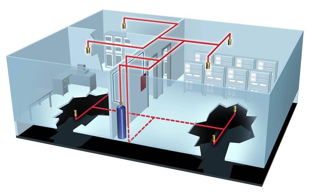 thi công hệ thống báo cháy tiêu chuẩn, đảm bảo an toàn