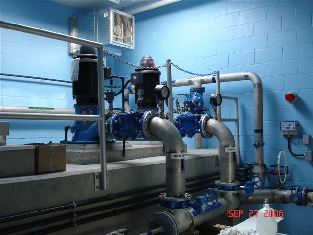 thi công hệ thống cấp thoát nước