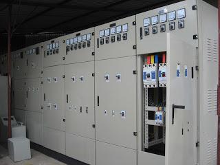 thi công hệ thống tủ điện trung thế