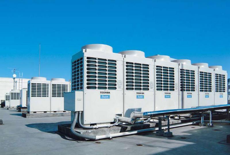 nhà thầu thi công hệ thống điện lạnh