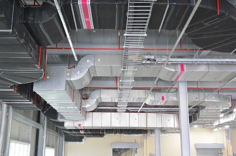 thiết kế thi công hệ thống cơ điện công trình