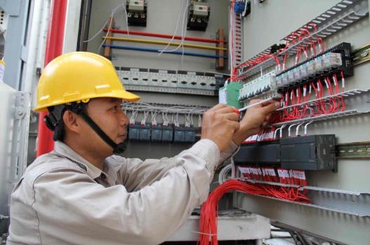 đơn vị thi công hệ thống điện khu công nghiệp