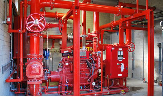 Hệ thống PCCC là quy định bắt buộc tại các tòa nhà cao tầng