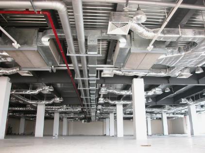 phương pháp lắp đặt hệ thống điện lạnh cho nhà xưởng