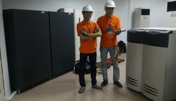 lắp đặt hệ thống lưu điện dự phòng