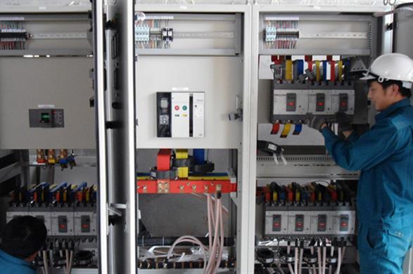 Lắp đặt điện công nghiệp