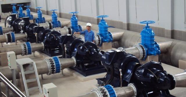 biện pháp thi công hệ thống cấp nước sinh hoạt